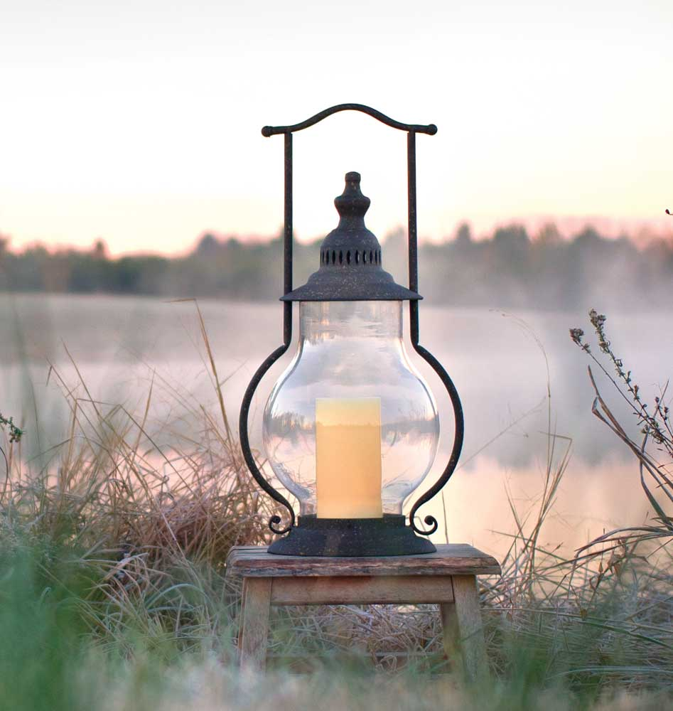Steeple Lantern - UNQFurniture