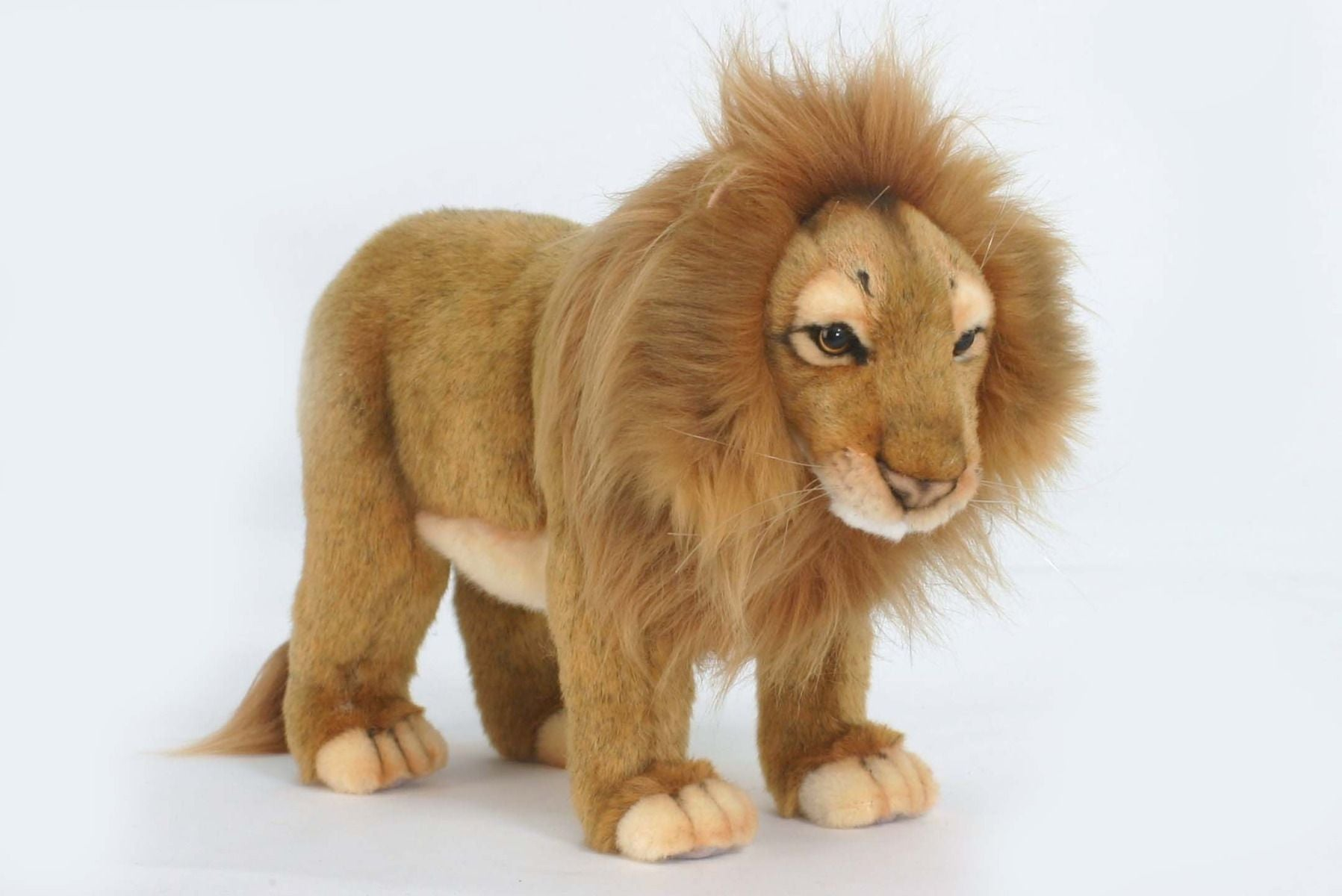 Male Standing Lion - UNQFurniture