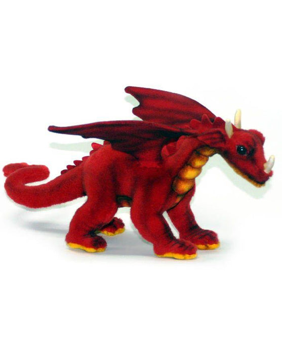 Great Dragon (Mini) Red 12''L - UNQFurniture
