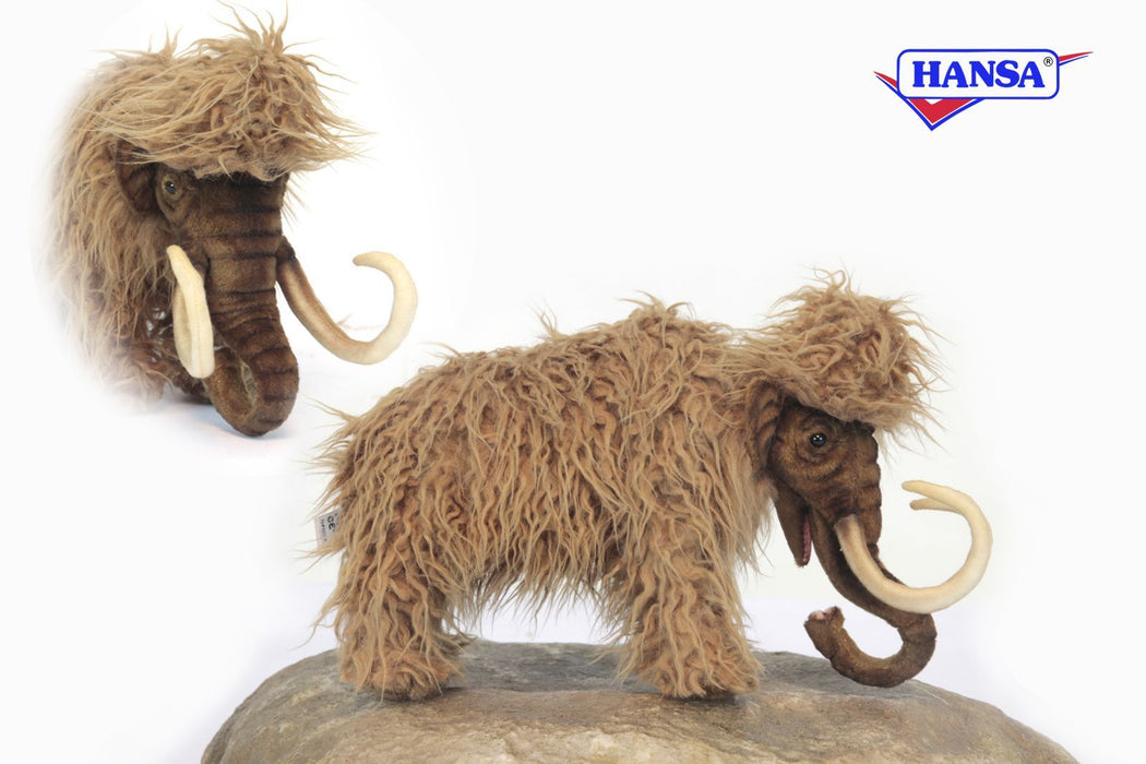 Wooly Mammoth Mama13.5''L - UNQFurniture