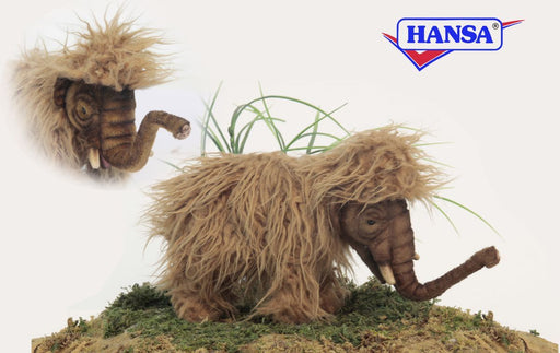 Wooly Mammoth Baby11.7''L - UNQFurniture