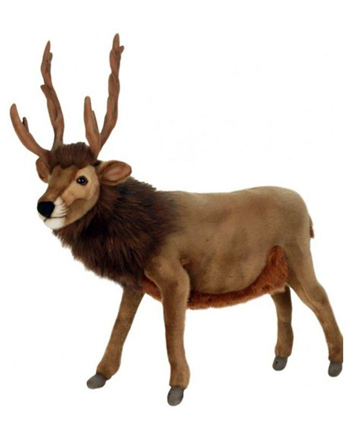 Reindeer Brown 20''H - UNQFurniture
