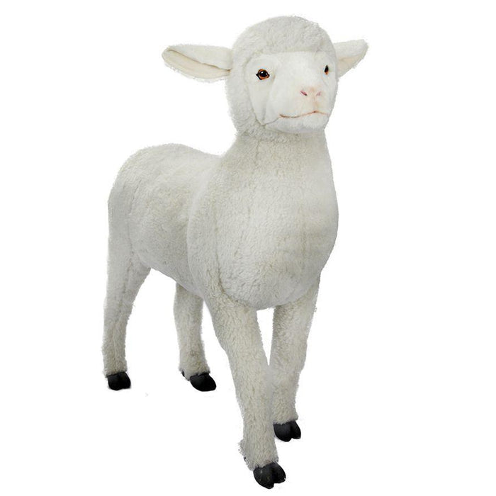 Lamb Animal Seat - UNQFurniture