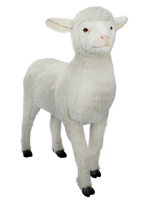 "Lamb Seat 31""L X 27""H - UNQFurniture"