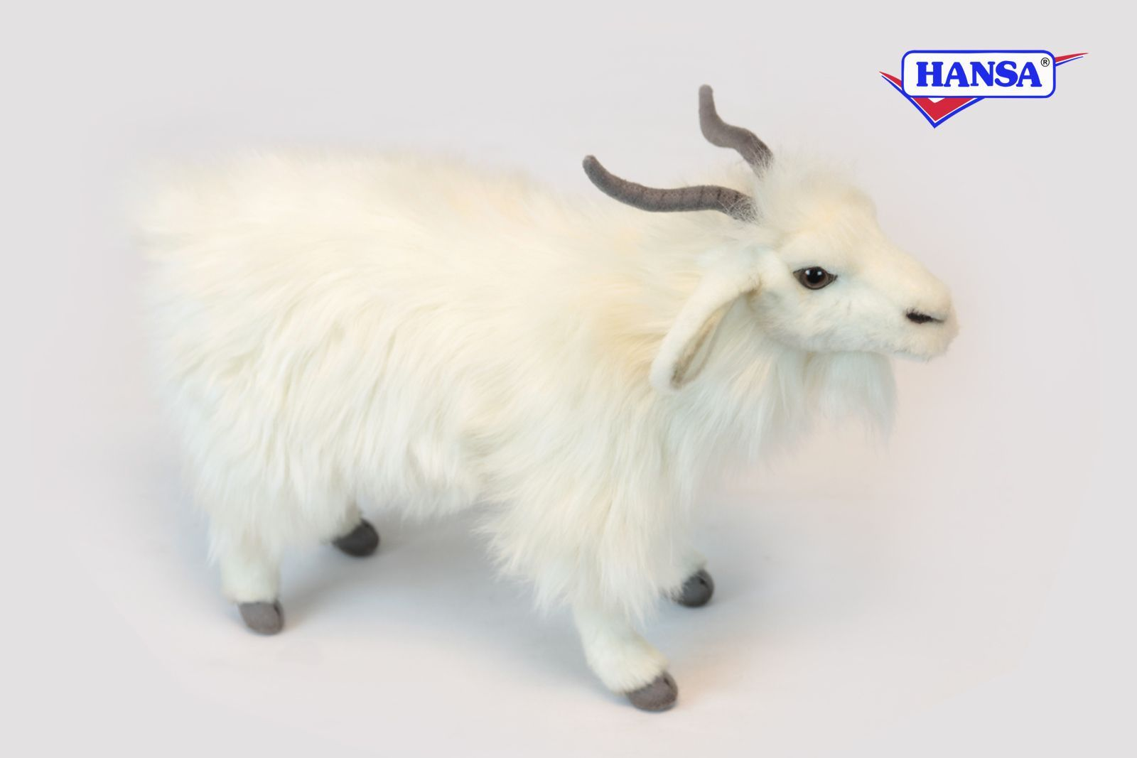 "Goat White (Turkish) 11.9"" L - UNQFurniture"