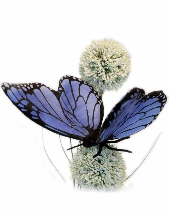 "Blue Butterfly 5.5"" - UNQFurniture"