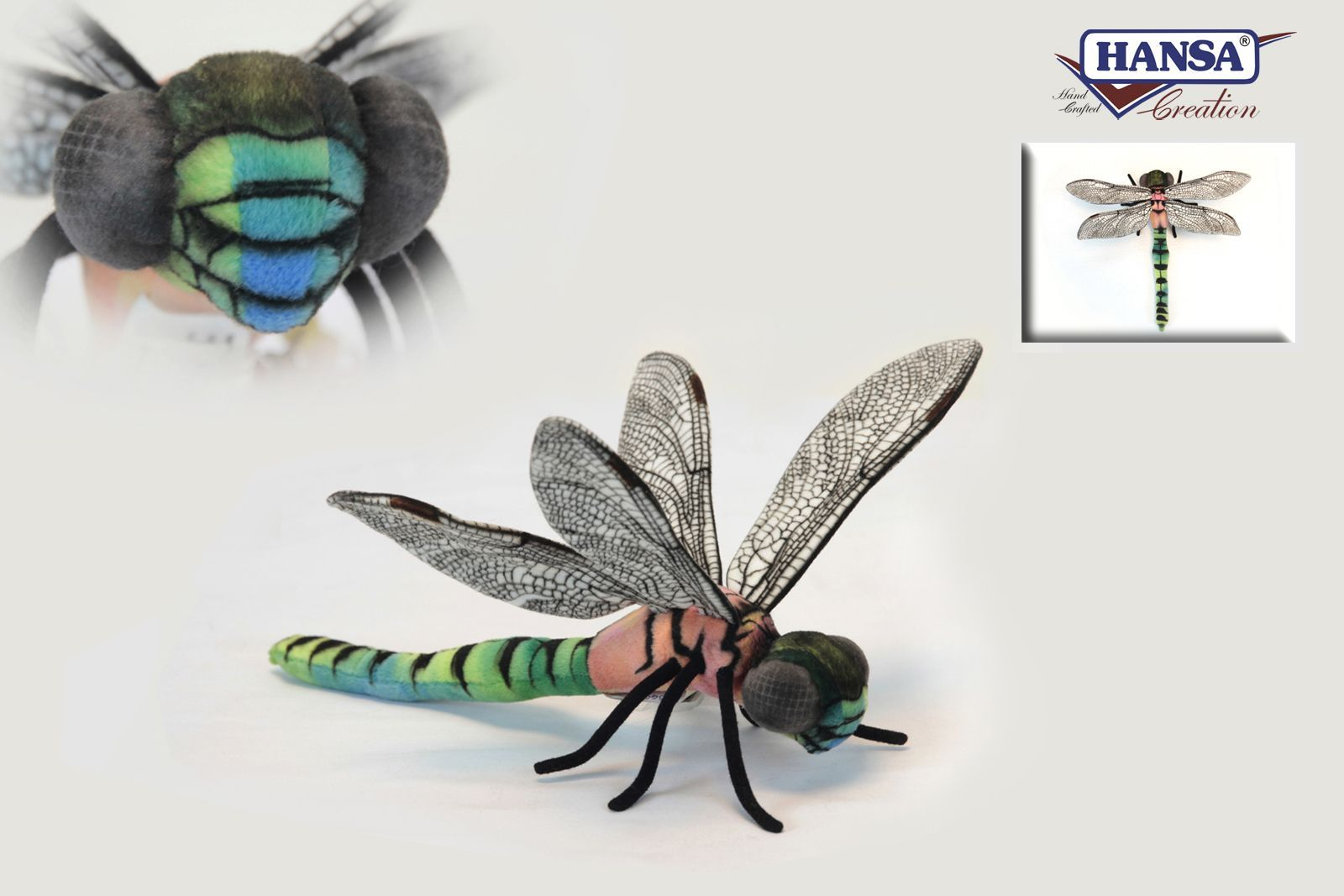 "Dragonfly 13.4""L - UNQFurniture"