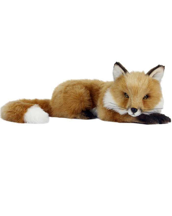 "Fox Lying18"" Fox Floppy - UNQFurniture"