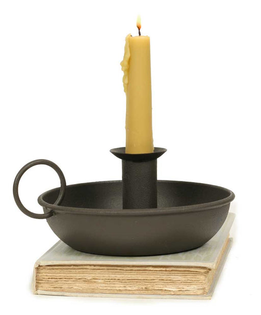 Flat Dish Candle Holder