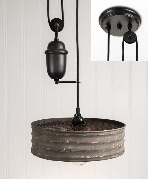 Sifter Pulldown Pendant Lamp - UNQFurniture