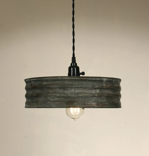 Sifter Pendant Lamp - Textured Grey - UNQFurniture