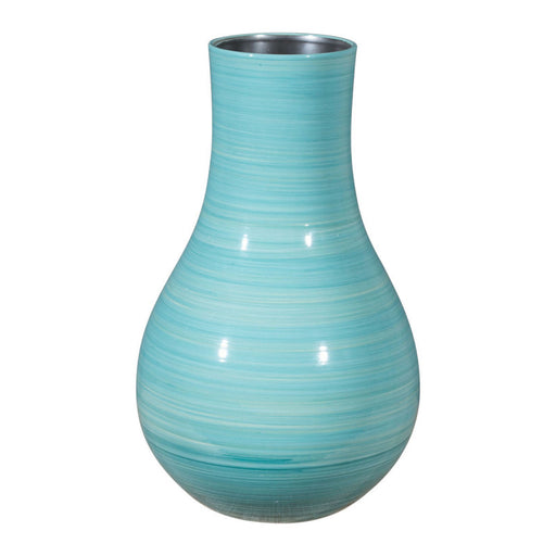 Aralia Md Vase Blue