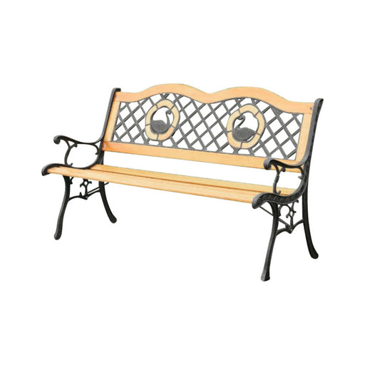 Havasu Traditional Style Patio Bench