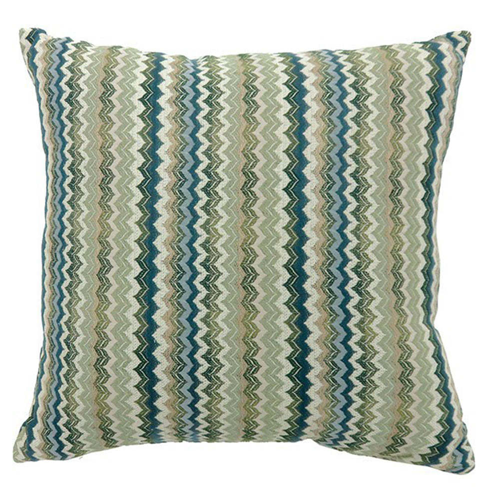 MEG Contemporary Small Pillow With farbic, Multicolor Finish, Set of 2