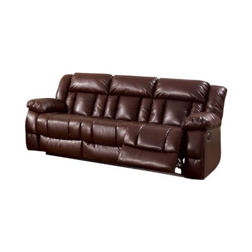 Wimbledon Motion Sofa Transitional Style, Brown
