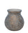 Distinctively Designed decorative Resin Vase, Bronze