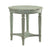Fordon End Table, Antiqued Green