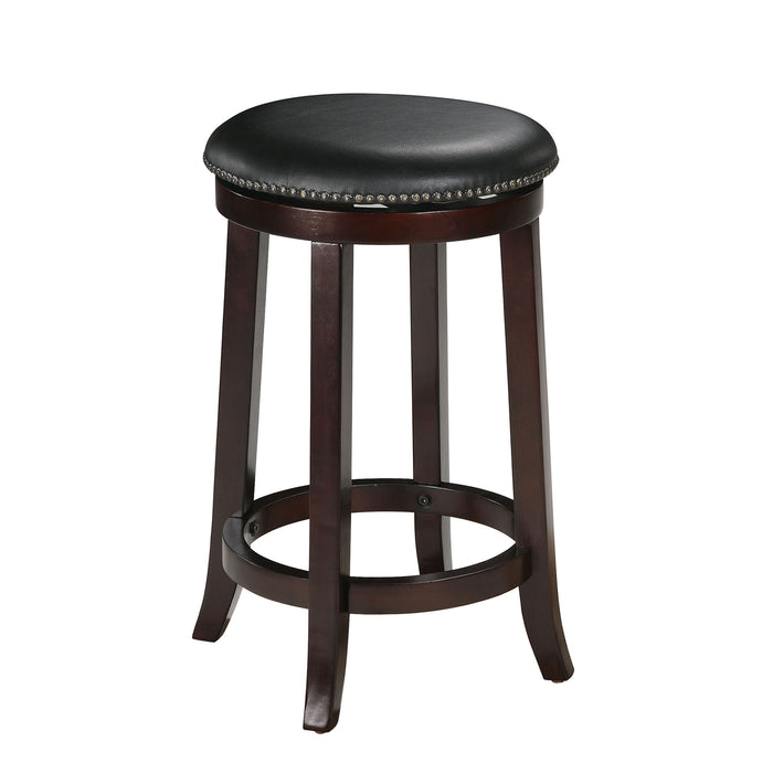 Chelsea Counter Height Stool -  Set of 2 - Espresso