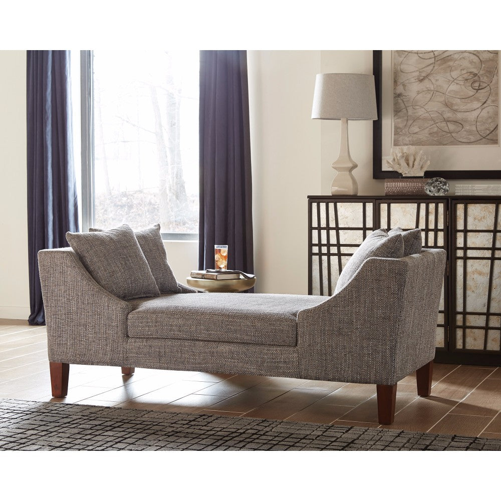 Enormous Ultimate Designer Gray Chaise