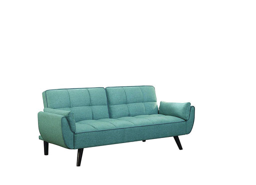 Modern Design Sofa Bed, TURQUOISE BLUE