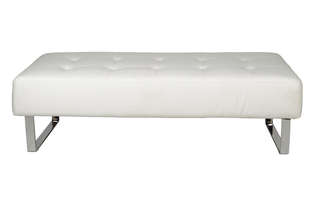 Whiteline Modern Living - Miami Bench - UNQFurniture