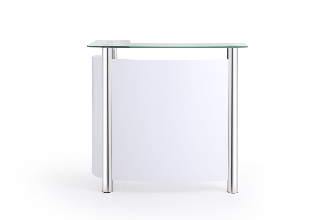 Whiteline Modern Living - Blake Bar Table - UNQFurniture
