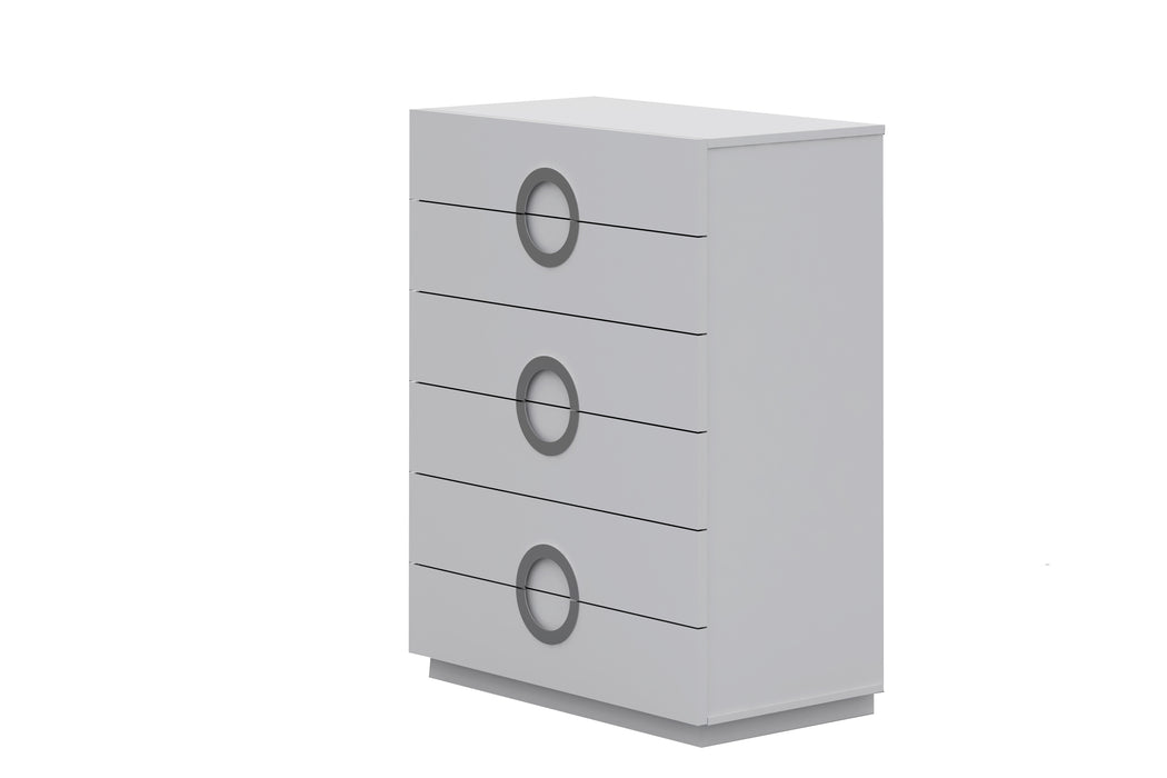 Whiteline Modern Living - Eddy Chest Of Drawers - UNQFurniture