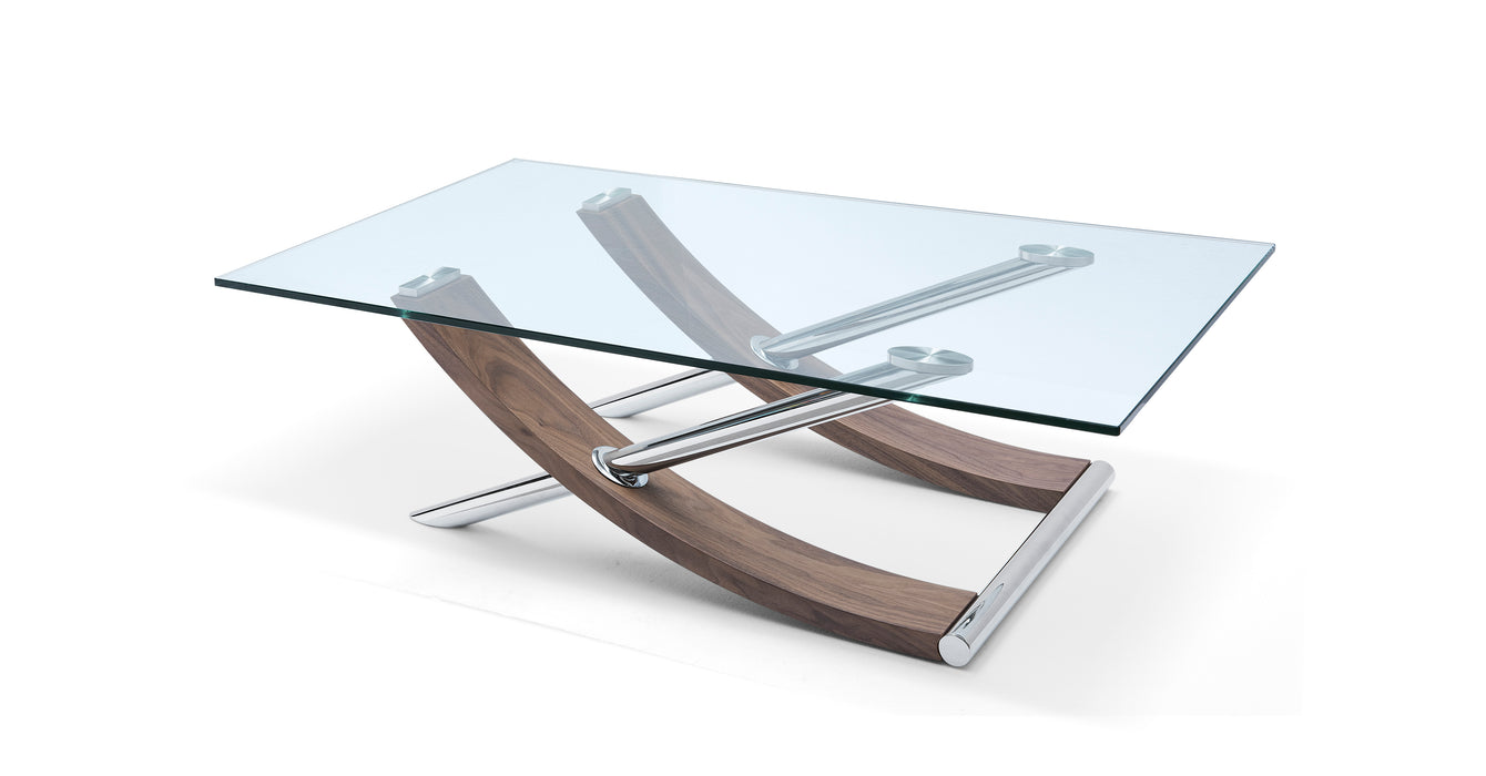 Whiteline Modern Living - Robin Coffee Table - UNQFurniture