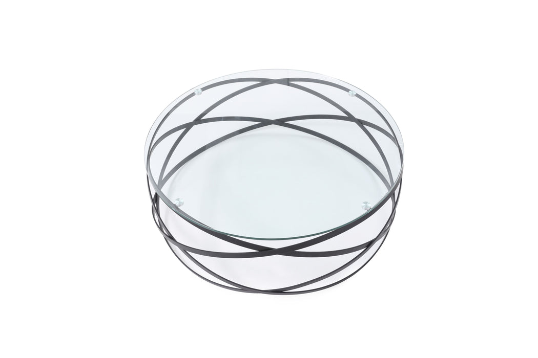 Whiteline Modern Living - Infinity Coffee Table - UNQFurniture