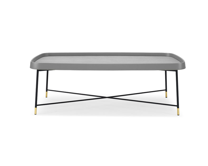 Whiteline Modern Living - Lucia Rectangle Coffee Table - UNQFurniture