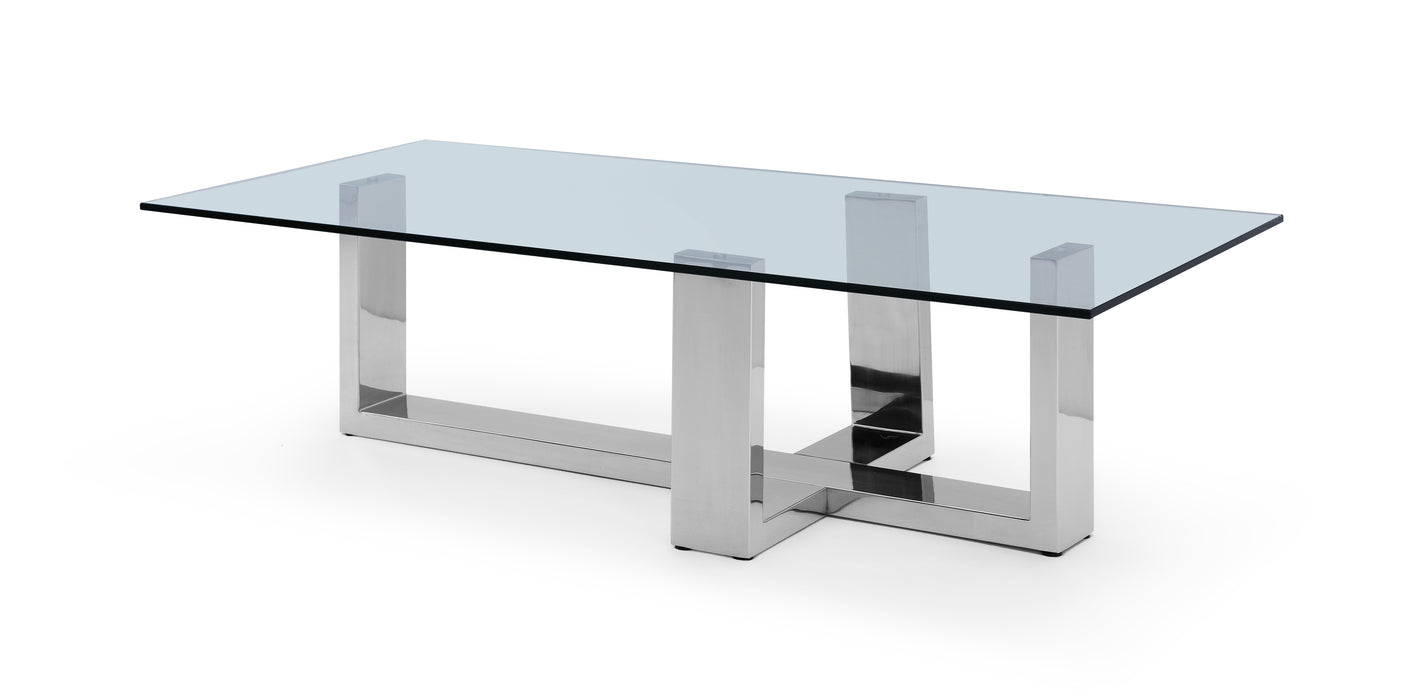Whiteline Modern Living - Blake Coffee Table - UNQFurniture