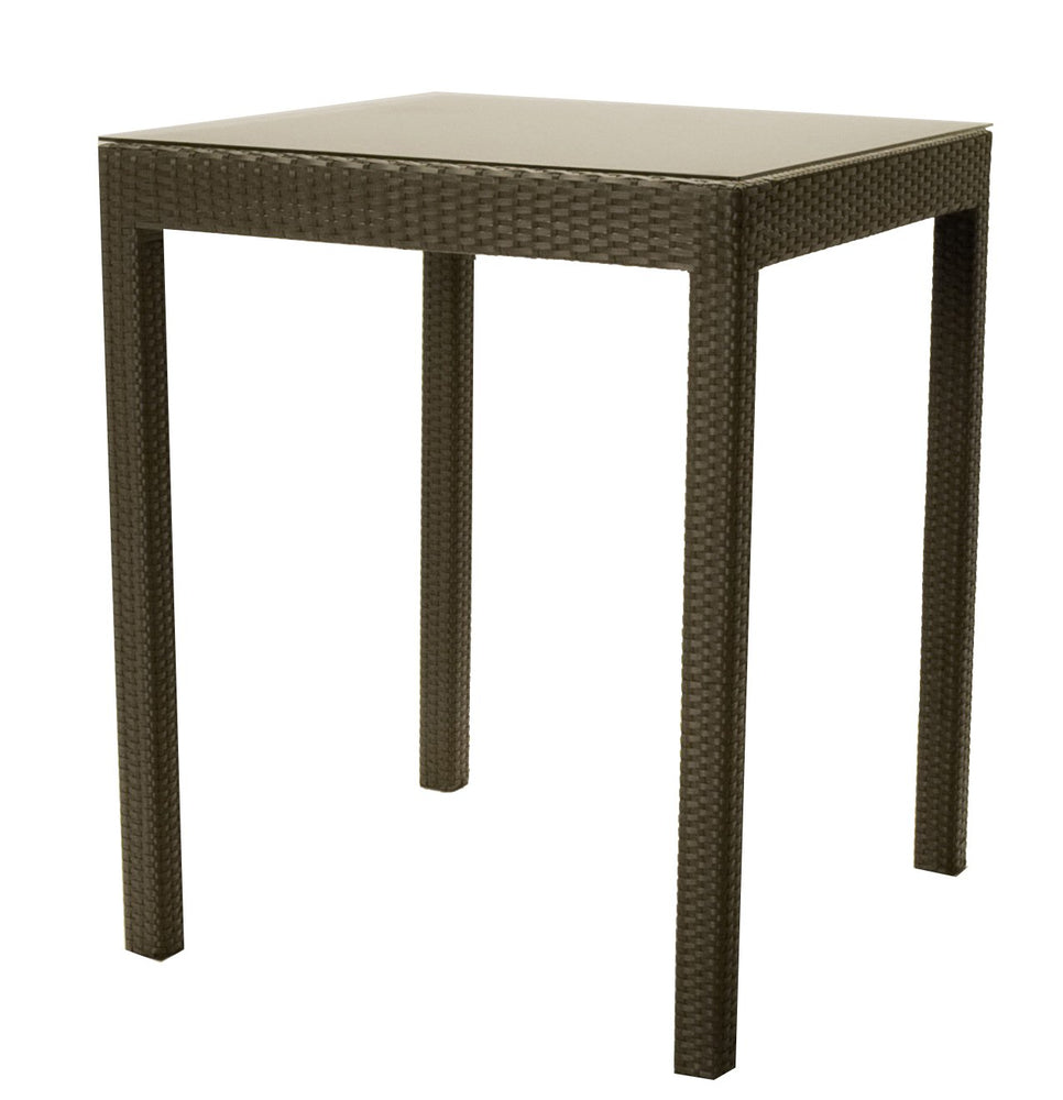 Feruci - Classic Miami Outdoor Patio Bar Table - UNQFurniture
