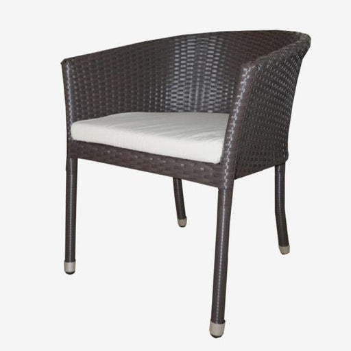 Feruci - Miami Club Outdoor Dining Chair - UNQFurniture