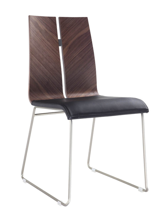 Whiteline Modern Living - Lauren Dining Chair - UNQFurniture