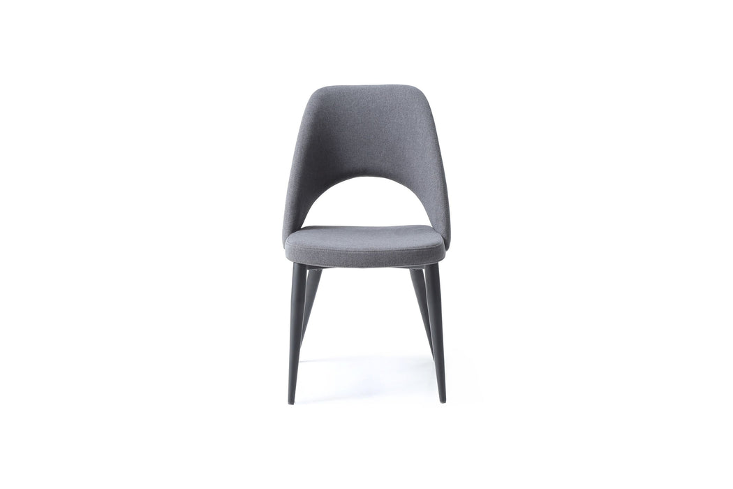 Whiteline Modern Living - Audrey Dining Chair - UNQFurniture