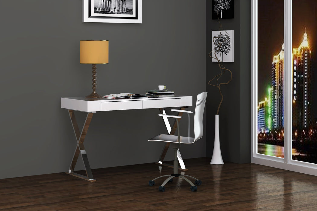 Whiteline Modern Living - Elm Desk Large - UNQFurniture