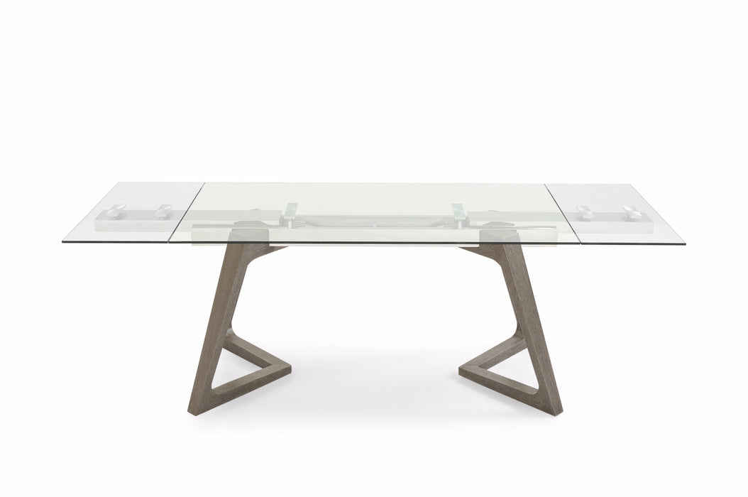 Whiteline Modern Living - Delta Dining Table - UNQFurniture