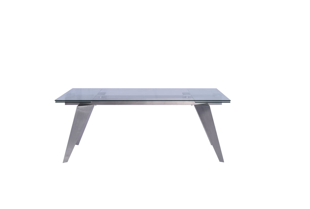 Whiteline Modern Living - Kristy Extendable Dining Table - UNQFurniture