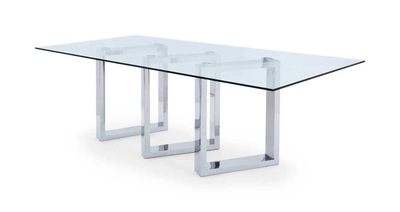 Whiteline Modern Living - Blake Dining Table - UNQFurniture
