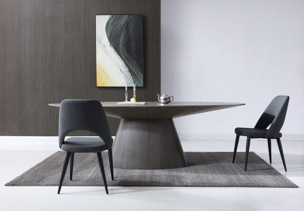 Whiteline Modern Living - Bruno Dining Table - UNQFurniture