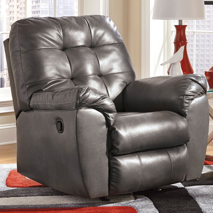 Salsa DuraBlend Recliner - UNQFurniture