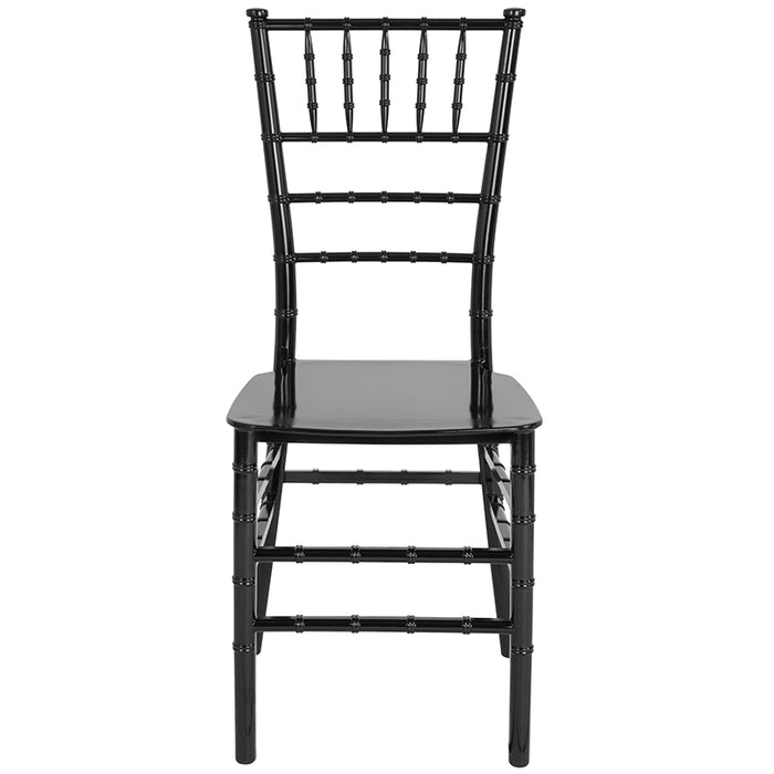 White Resin Chiavari Chair - UNQFurniture