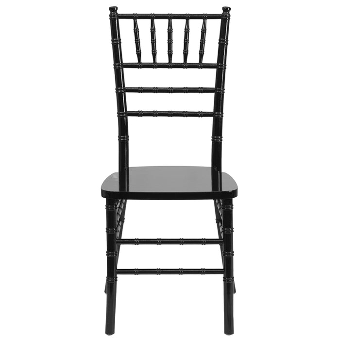 White Wood Chiavari Chair - UNQFurniture