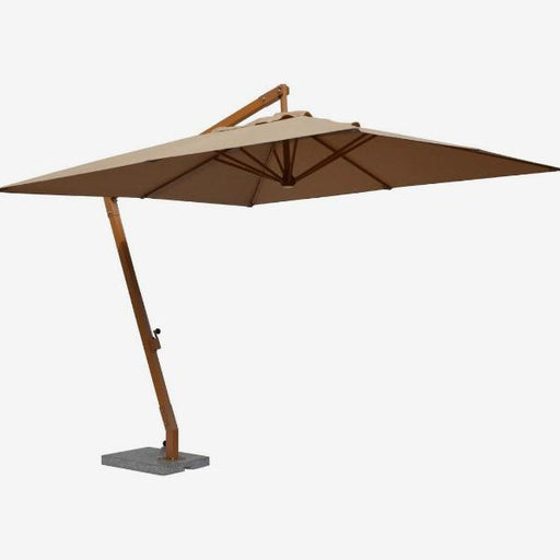 Feruci - Sun Shade Hanging Patio Umbrella - UNQFurniture