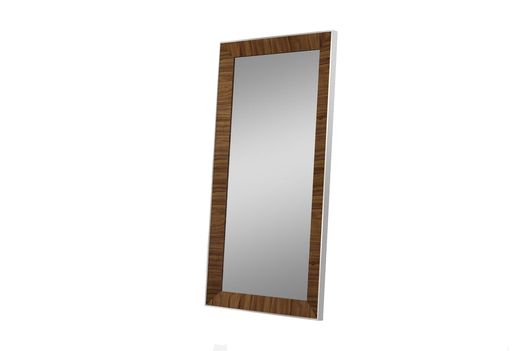 Whiteline Modern Living - Navi Wall Mirror - UNQFurniture