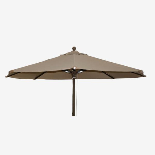 Feruci - Sun Shade Natural Outdoor Patio Umbrella - UNQFurniture