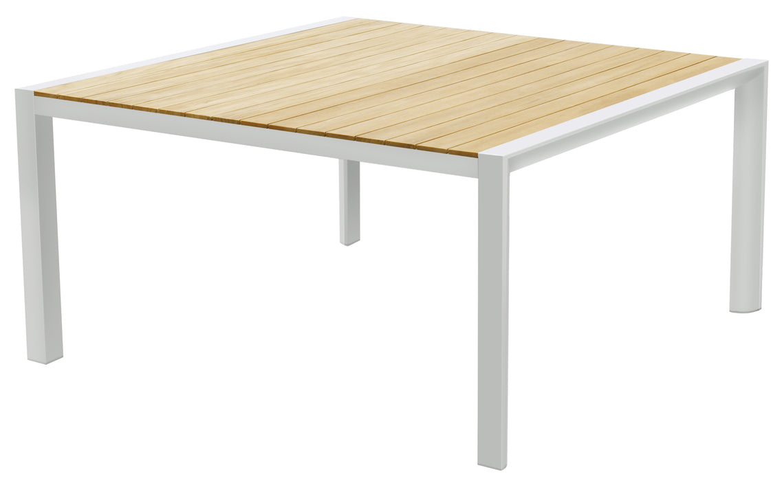 Whiteline Modern Living - Cannes Outdoor Dining Table - UNQFurniture