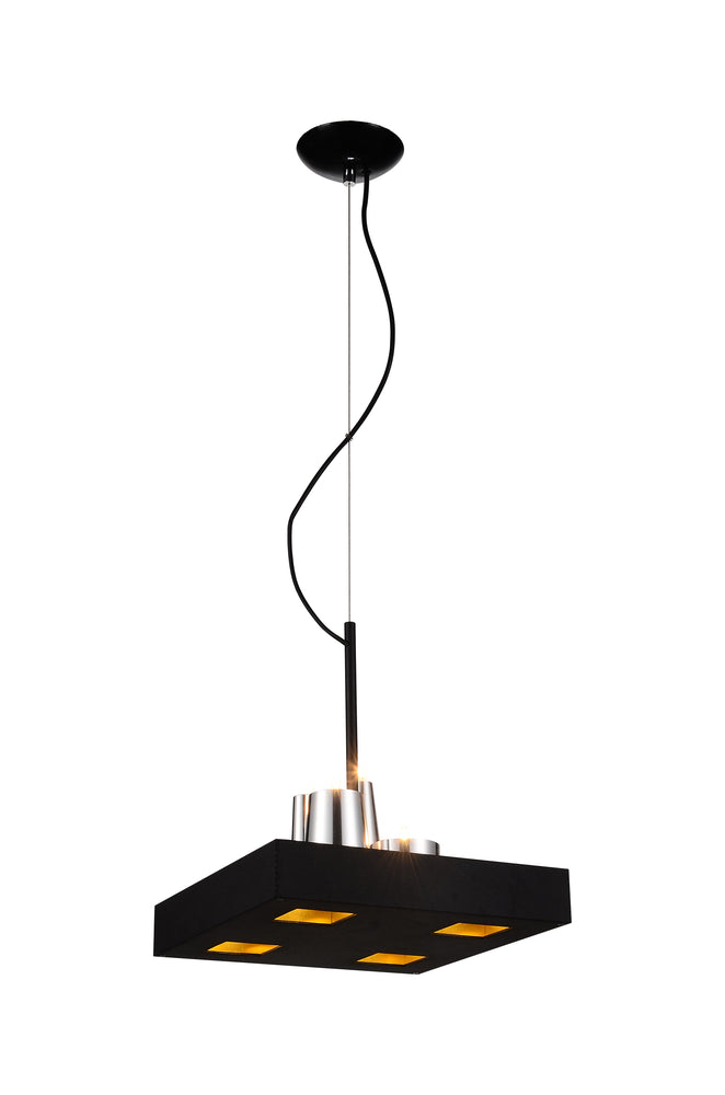 Whiteline Modern Living - Cesar Pendant Lamp - UNQFurniture