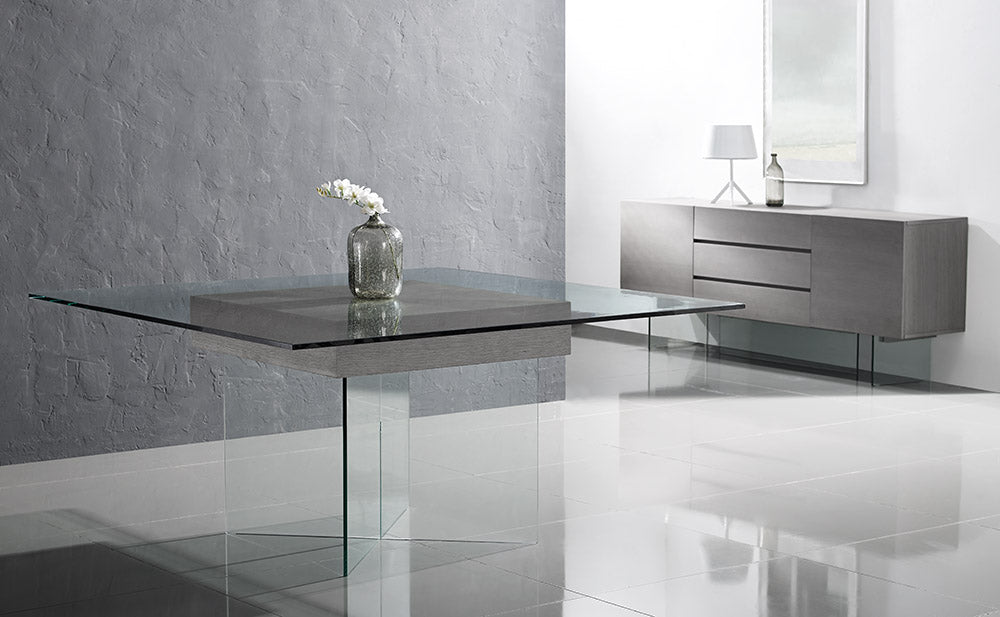 Whiteline Modern Living - Roxana Dining Table - UNQFurniture