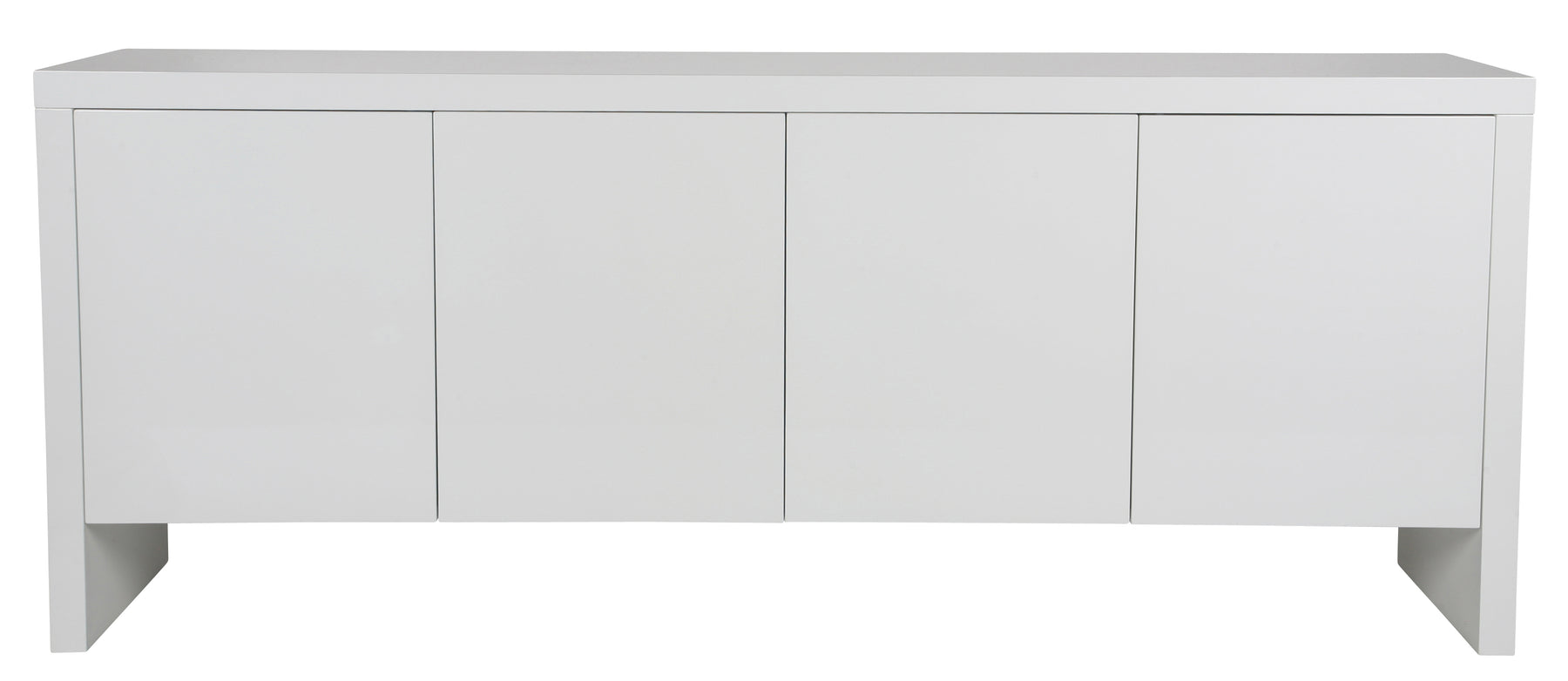 Whiteline Modern Living - Gio Buffet - UNQFurniture